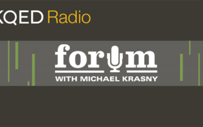 The Future of Virtual Reality, KQED Forum