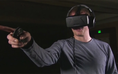 Stanford Football and Virtual Reality, ESPN