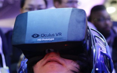 Facebook's Virtual Reality Play: Oculus, On Point with Tom Ashbrook