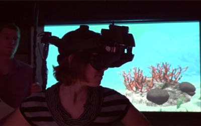 Seeing The Future (Through $40,000 Goggles) At Stanford's Virtual Reality Lab, Forbes