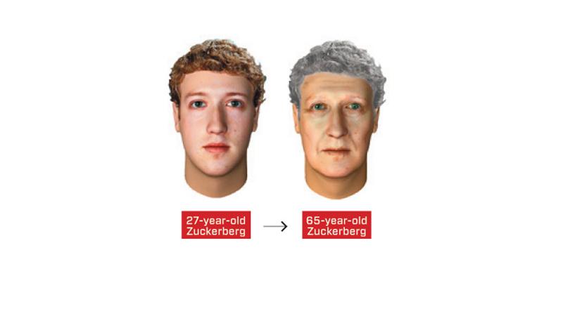 Zuckerberg Morph