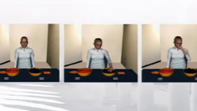 Avatar Eating