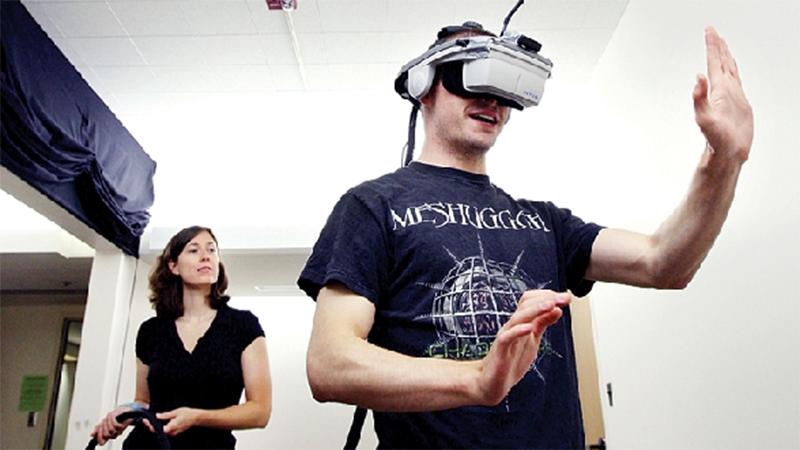 Exploring Virtual Space