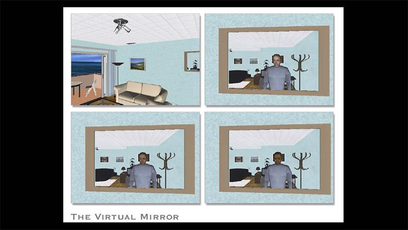 The Virtual Mirror