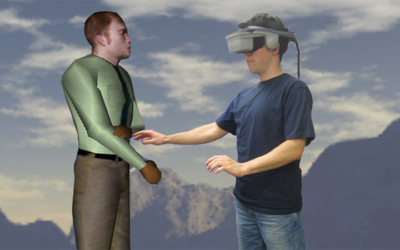 Study: Virtual Men Are Standoffish Too, USA Today