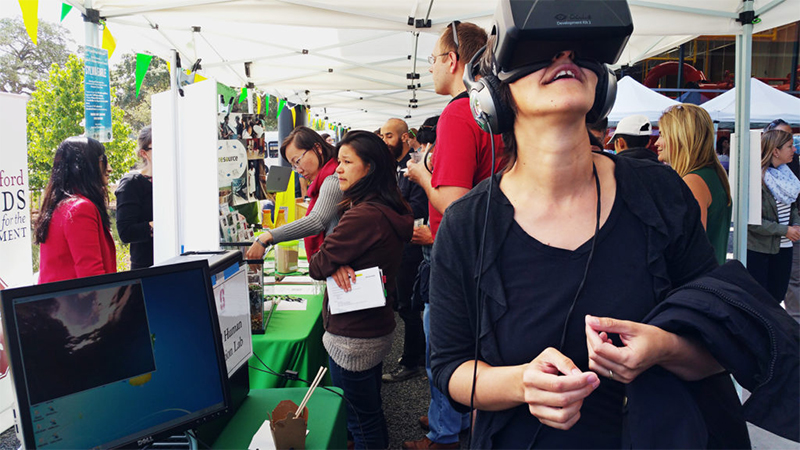 Empathy at Scale with Mobile VR