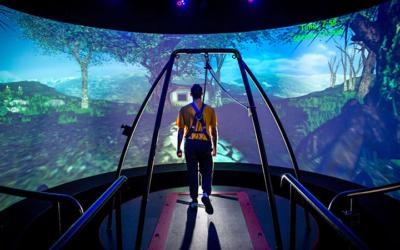 Virtual reality comes of age, Nature