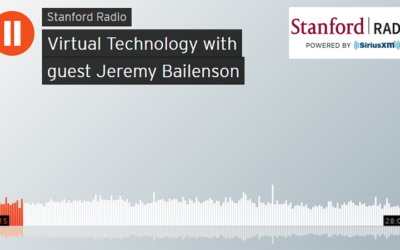 Virtual Technology with guest Jeremy Bailenson, The Future of Everything