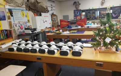 Integrating VR into Classrooms and Curricula