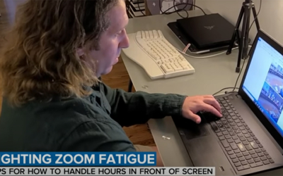 What Are the Real Causes of Zoom Fatigue?, TODAY
